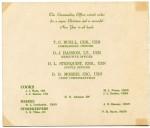 Charles E Mahle 1950 to 55220