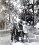 Charles E Mahle Bob (Helen's children) with Charles 212