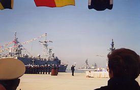 TCG YUCETEPE decommissioning photo